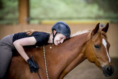 Fidel Sánchez Alayo comenta sobre los beneficios de montar a caballo