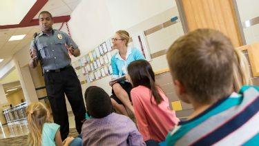 Fidel Sánchez Alayo comenta sobre La seguridad de los niños en la etapa escolar