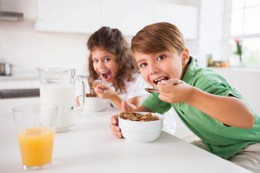 Fidel Sánchez Alayo comenta sobre Alimentación saludable para niños en edad escolar