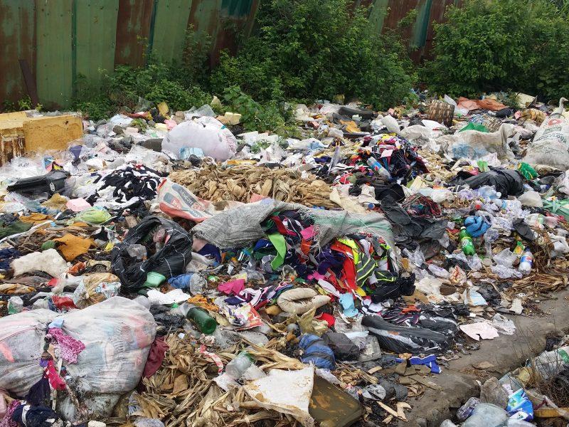 Fidel Sánchez Alayo comenta sobre el uso de bolsas plásticas
