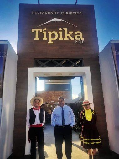 Restaurant turístico Típika