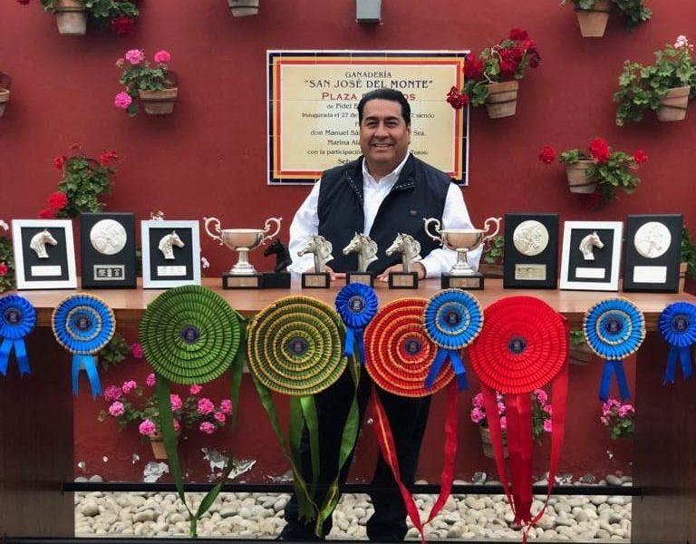 Concurso regional del caballo peruano de paso primavera