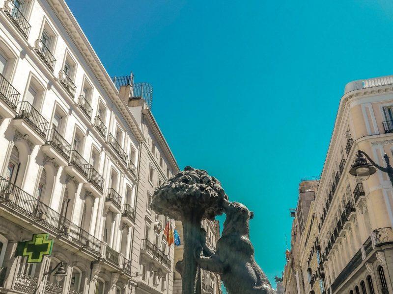 Lugares Madrid