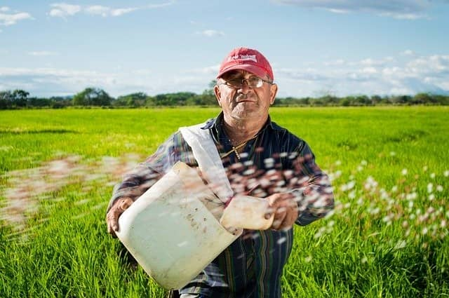 tecnicas agricultores