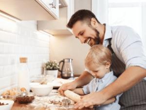 beneficios cocinar familia