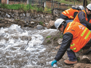 hidrologia gestionar agua
