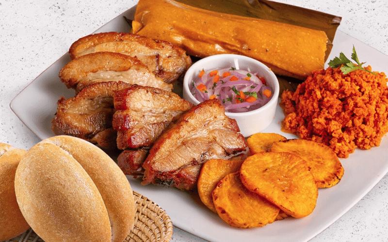 platos tipicos norte chico peru