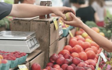 frutas de temporada verano
